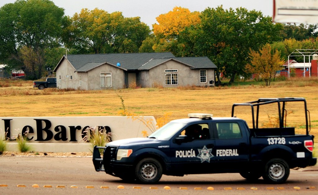 The LeBarón family received threats from drug cartels