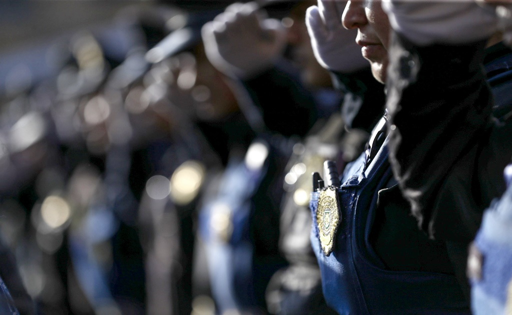 Over 100 Mexico City police officers under investigation for sex crimes