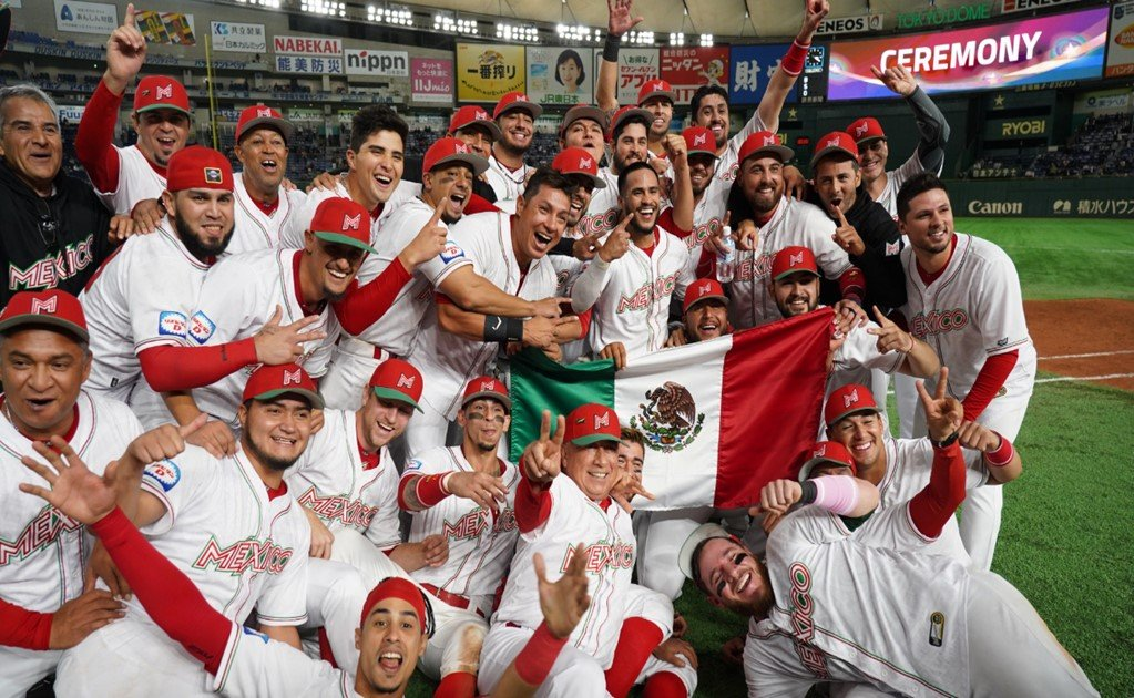 Mexico's baseball team is heading to Tokyo 2020