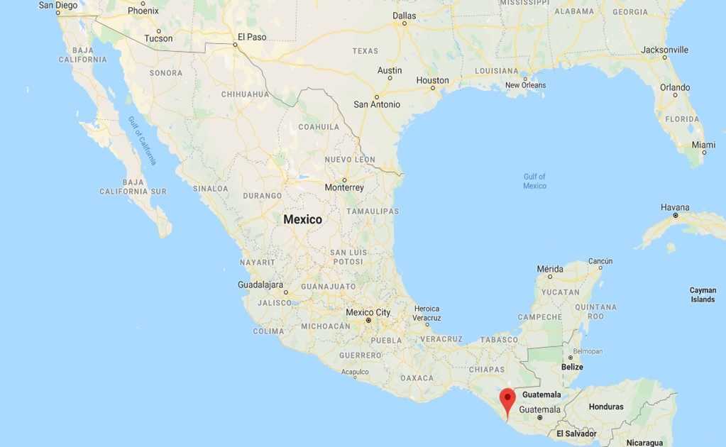 6.4 magnitude earthquake struck Mexico