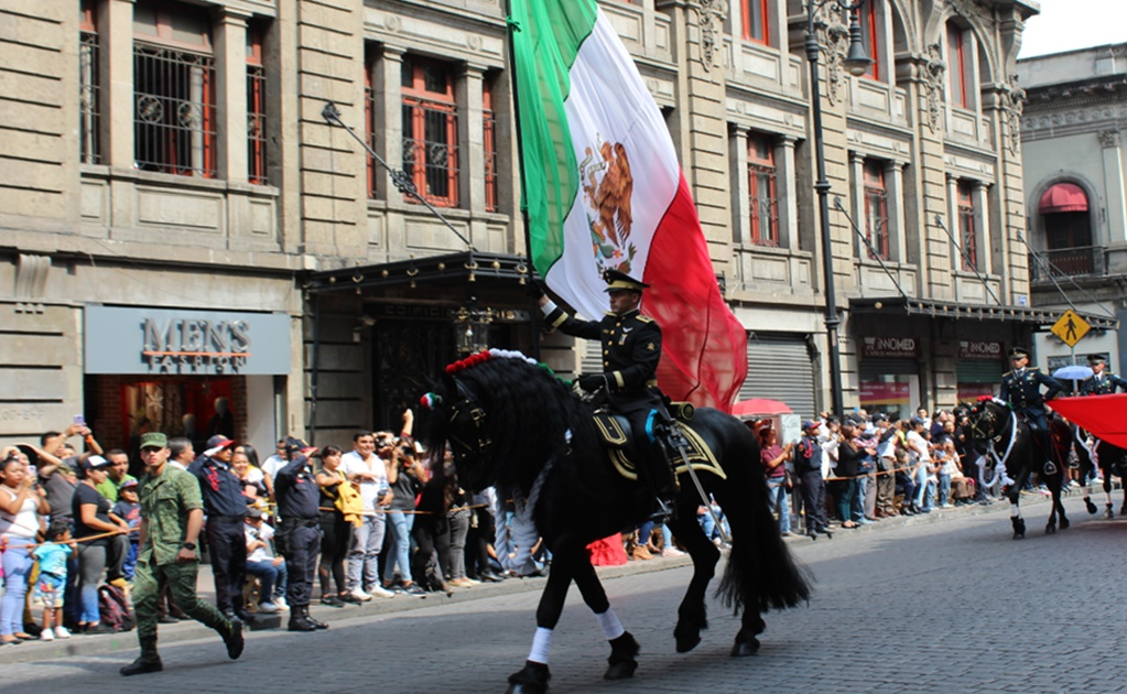 Mexican Revolution Parade
