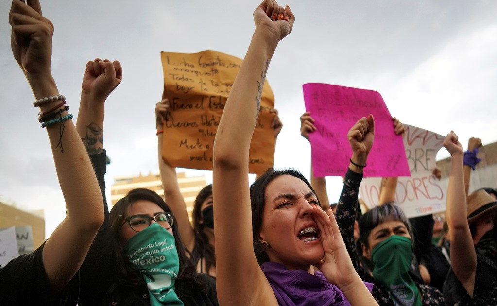 Mexican women are besieged by femicide and gender violence