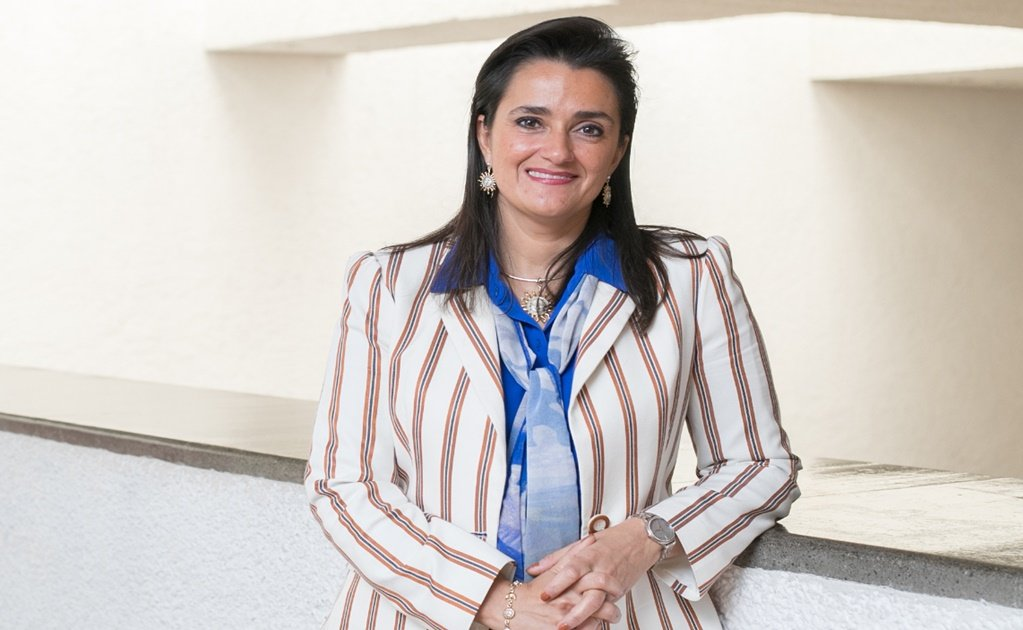Margarita Ríos-Farjat, the new minister of Mexico's Supreme Court
