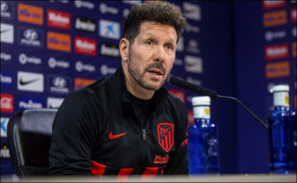 Atletico de Madrid- Diego Simeone