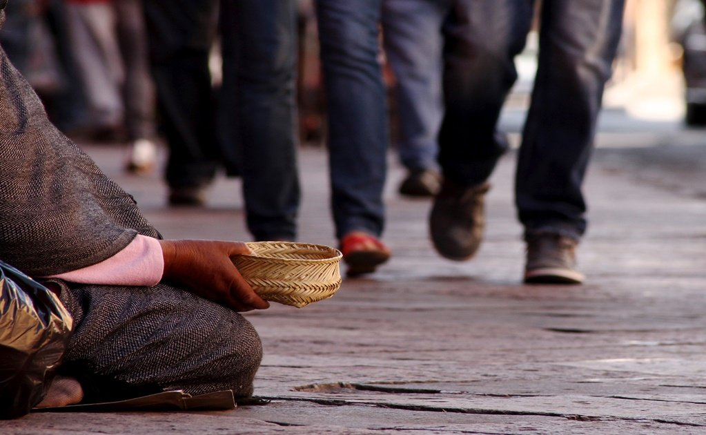 Forced begging, a lucrative human trafficking business