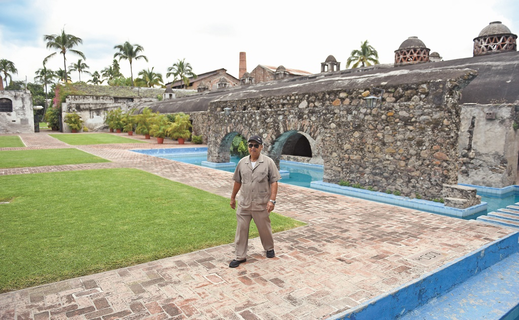 Temixco, a former WWII concentration camp for the Japanese in Mexico