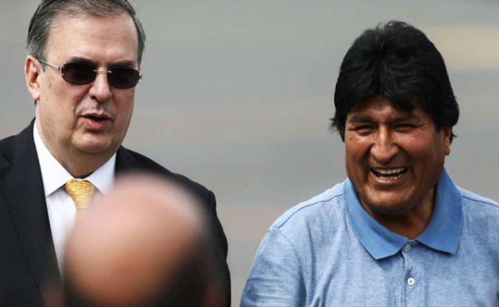 Mexican government spent millions to fly Evo Morales to Mexico