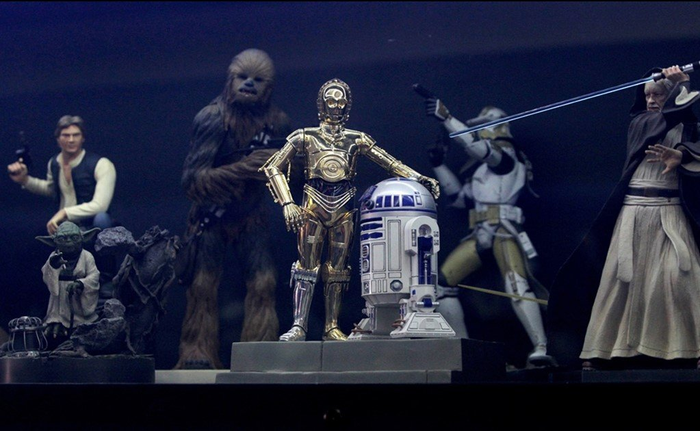 Visit the Star Wars museum in Mexico City