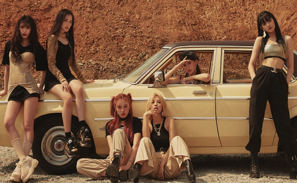 K-pop girl group (G)I-DLE to visit Mexico