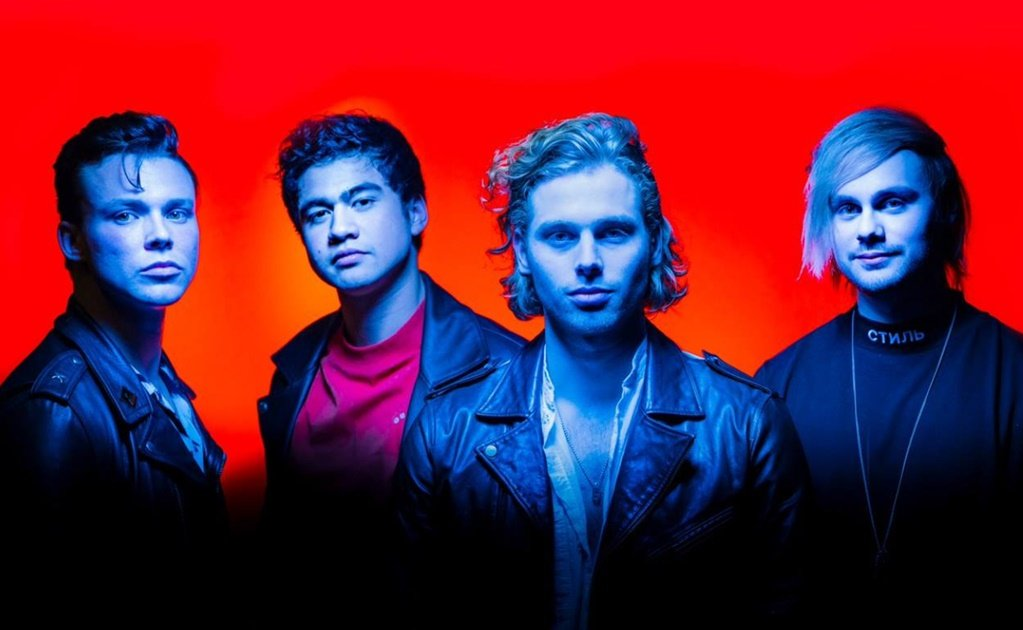 5 Seconds of Summer to visit Mexico