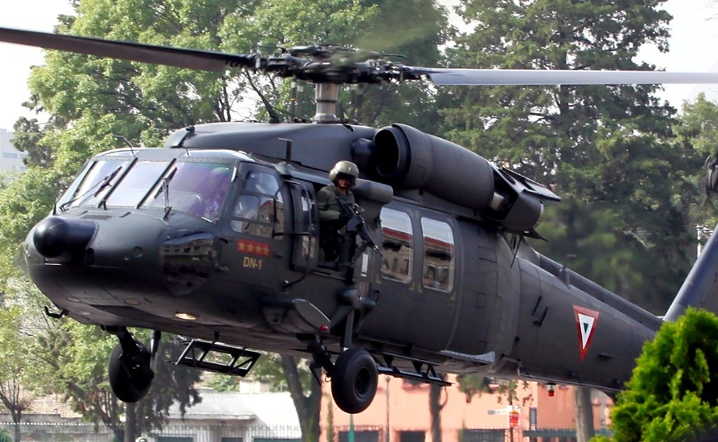 Mexico to buy new military helicopters from Russia
