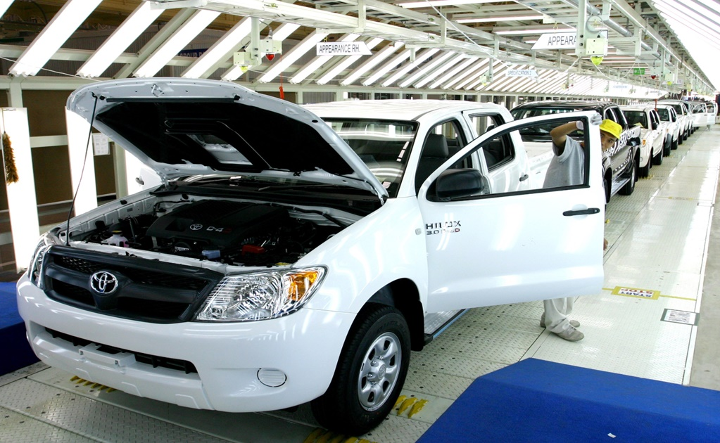 Toyota puts the pedal to the metal with second Mexican plant in Guanajuato