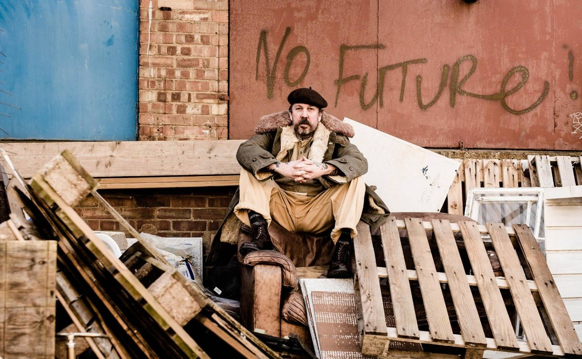Fallece Andrew Weatherall, famoso productor musical y DJ