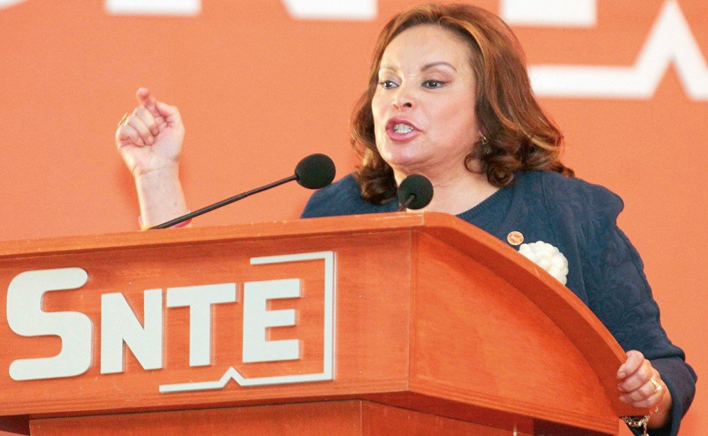 Elba Esther Gordillo won't have to pay $19 million in income tax