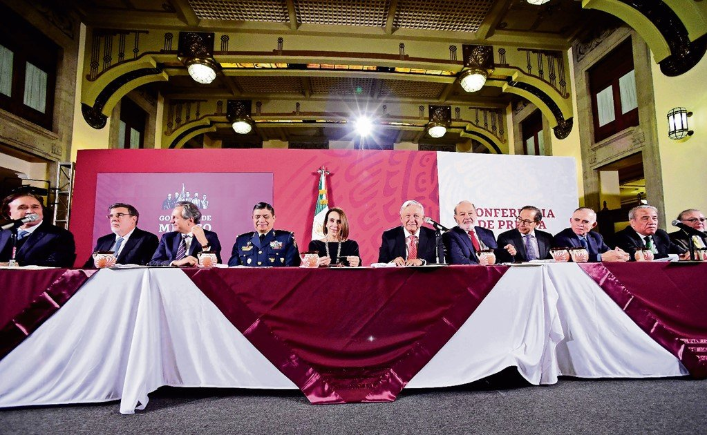 The PRD will file a lawsuit against President López Obrador
