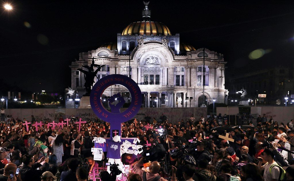 Mexican women will commemorate International Women's Day with protests