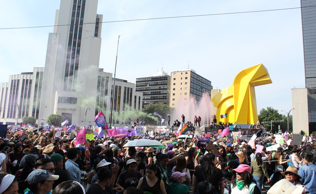 Women's Day 2020: Mexican women call for a national strike after a series of brutal femicide