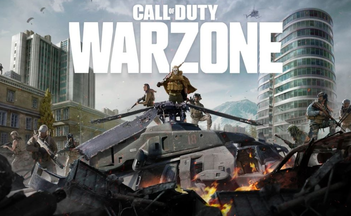 Call of Duty battle royale Warzone