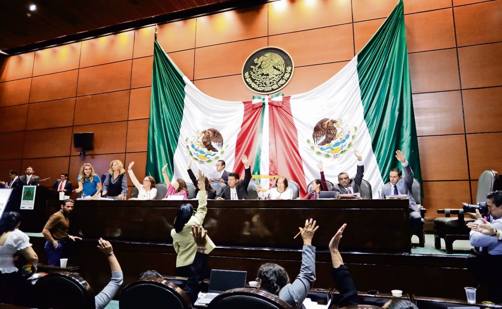Sex crimes at the Mexican lower chamber