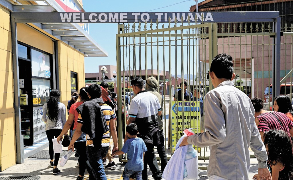The Trump administration is allegedly planning to return Central American immigrants to Mexico amid COVID-19 fears