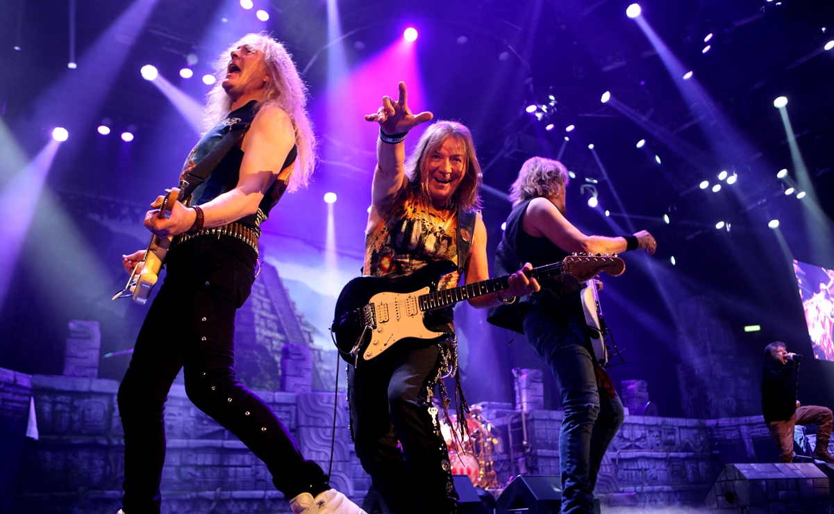 "Iron Maiden cumple 38 años con ""The Number of the Beast"""