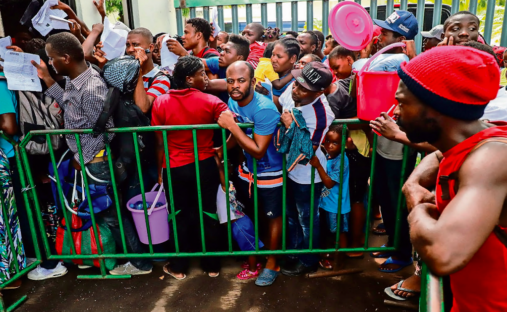 Mexico to delay the process to grant asylum amid the COVID-19 outbreak
