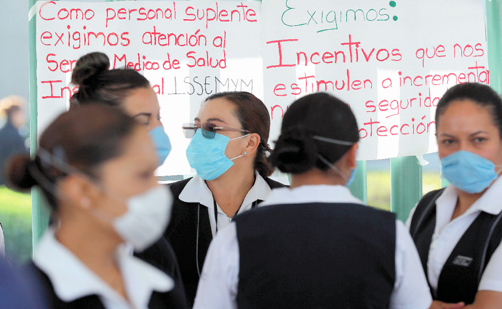 COVID-19: Healthcare workers experience discrimination and violence in Mexico
