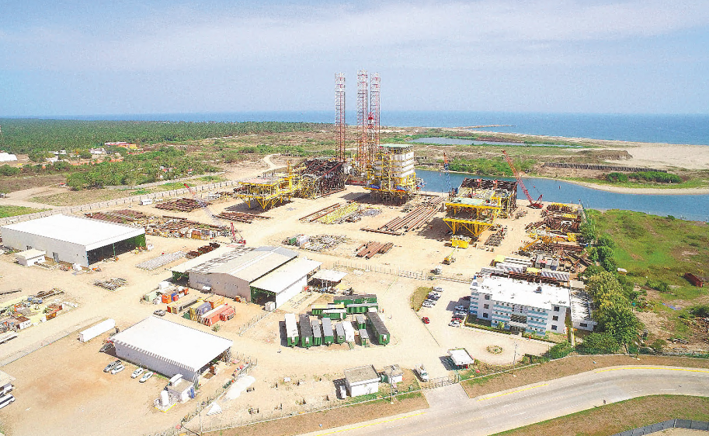 The Dos Bocas refinery is a priority amid the COVID-19 pandemic