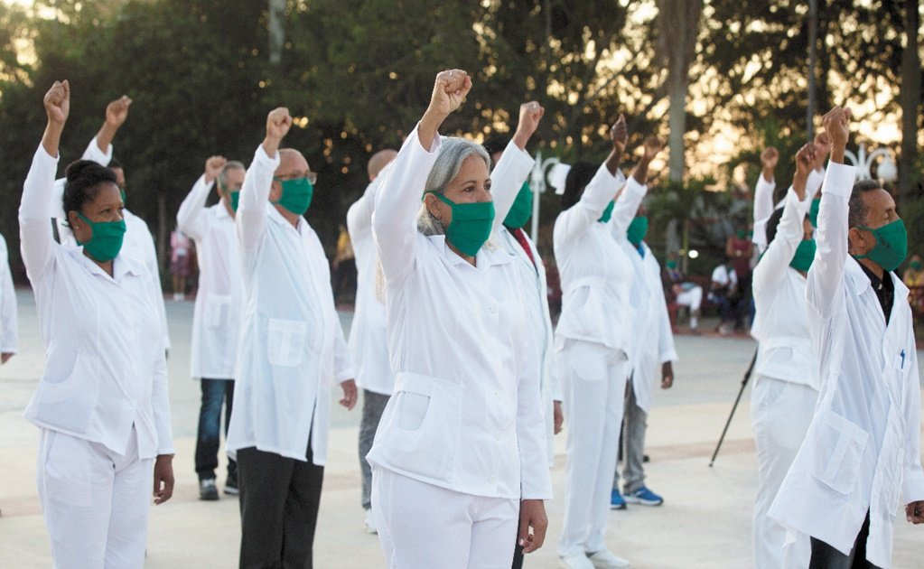 Cuba sends doctors to help Mexico fight COVID-19