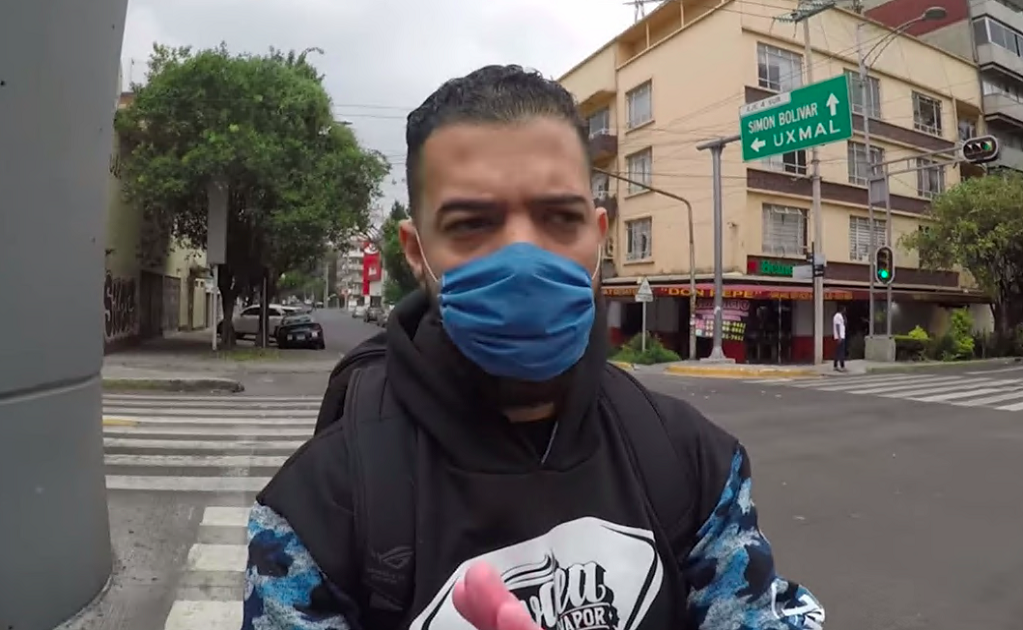 Venezuelan youtuber diagnosed with COVID-19 sparks outrage after he ignored isolation measures in Mexico City