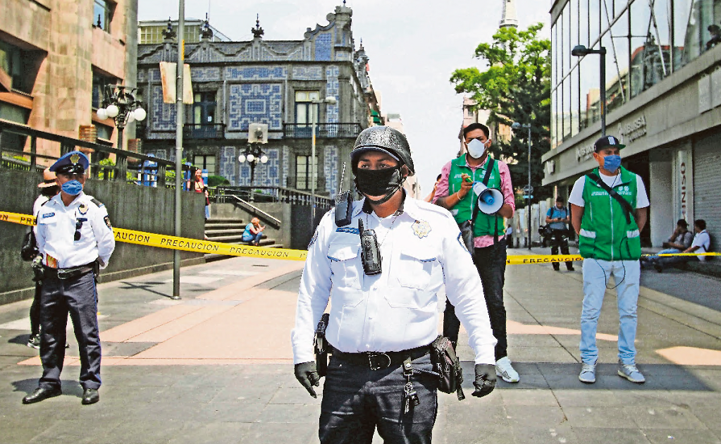 COVID-19: It's now mandatory to wear face masks in Mexico City