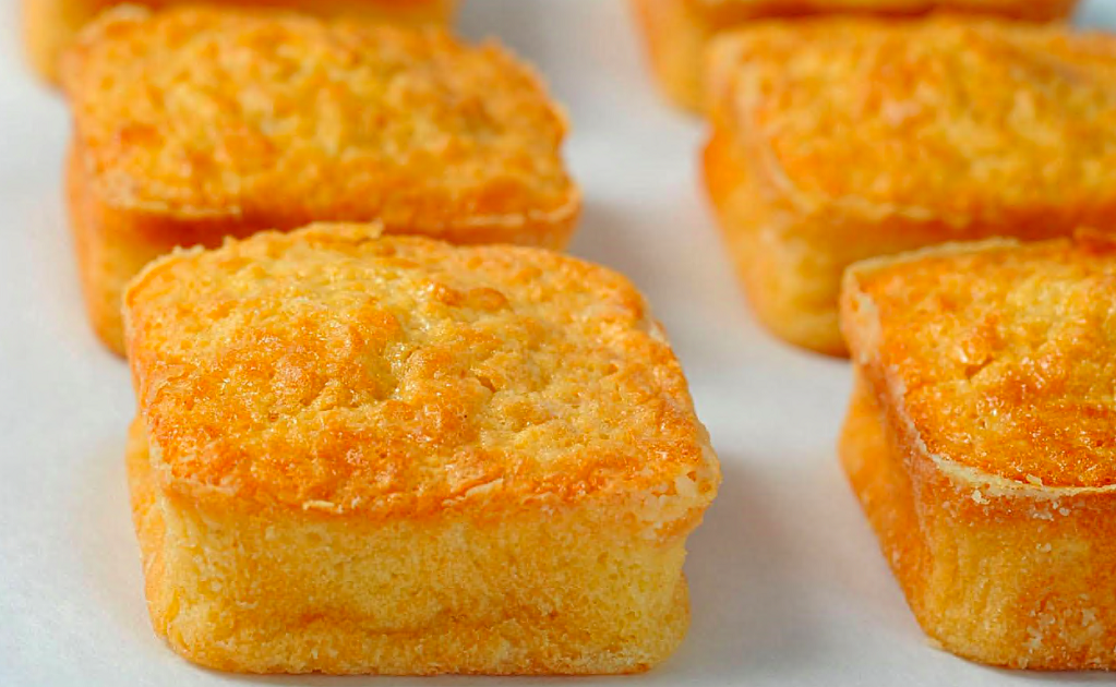 Pan de elote, a quick and easy dessert to make during quarantine