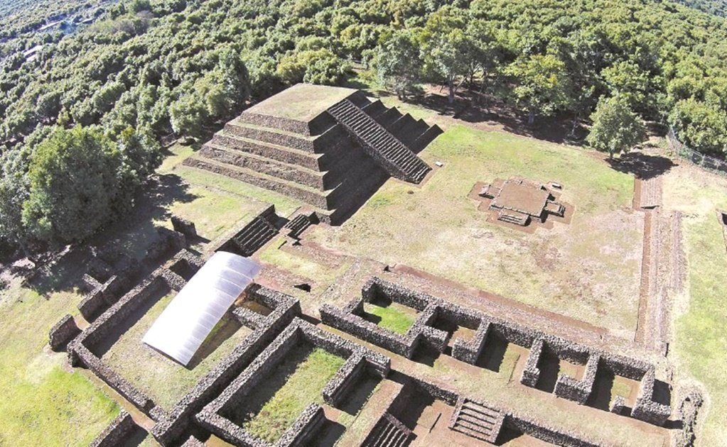 Mexican archeologists use drones to explore hidden ancient cities in Michoacán