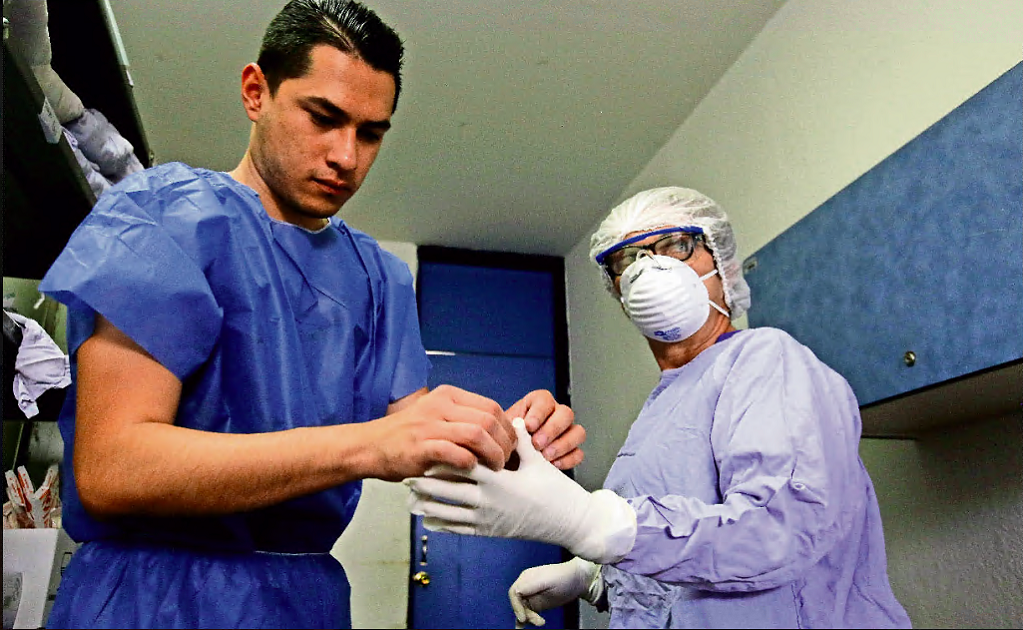 COVID-19: Mexico's Health Ministry calls trainee doctors to return to work