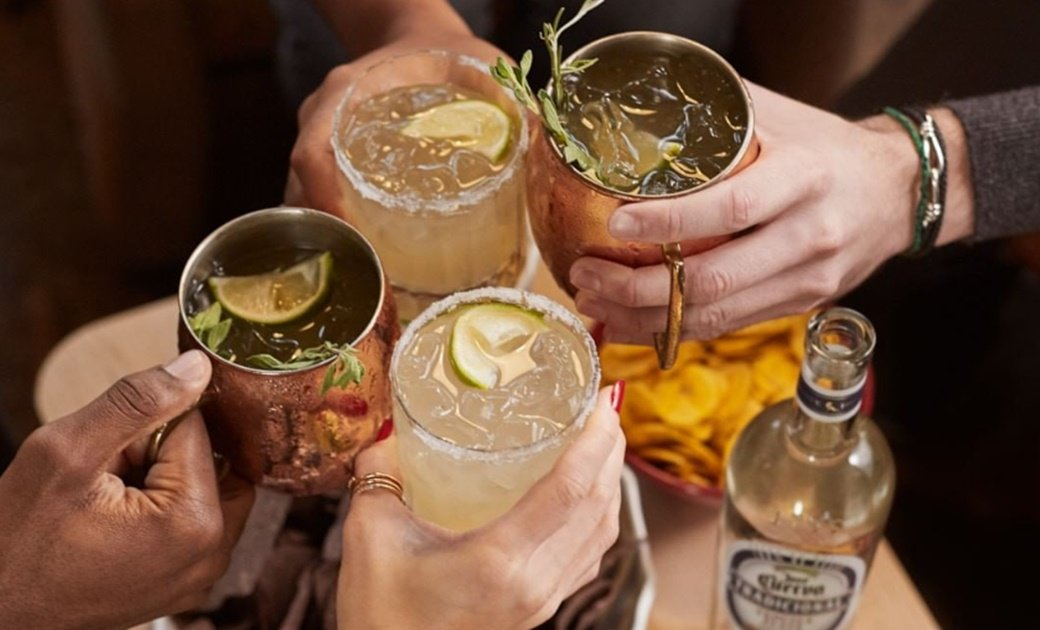 Tequila drink recipes to step up your mixology game