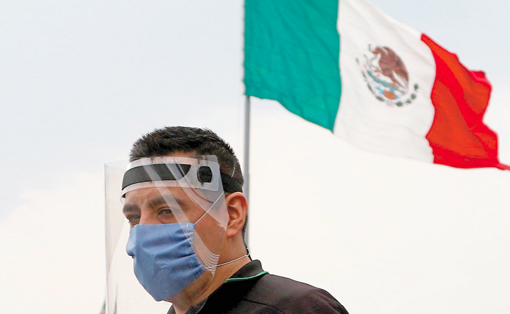 The COVID-19 pandemic will reach its peak in Mexico City this week