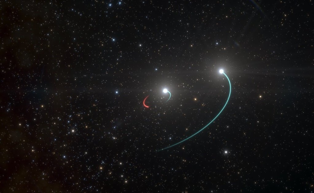 Newfound black hole is nearest to Earth yet discovered