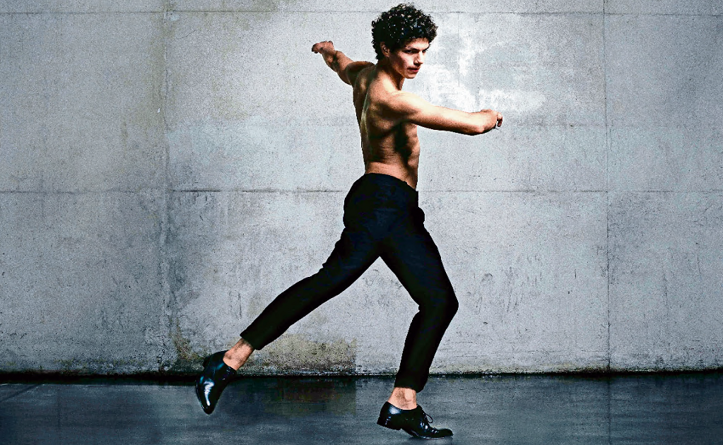 Isaac Hernández, Mexico's most talented dancer, will teach you ballet