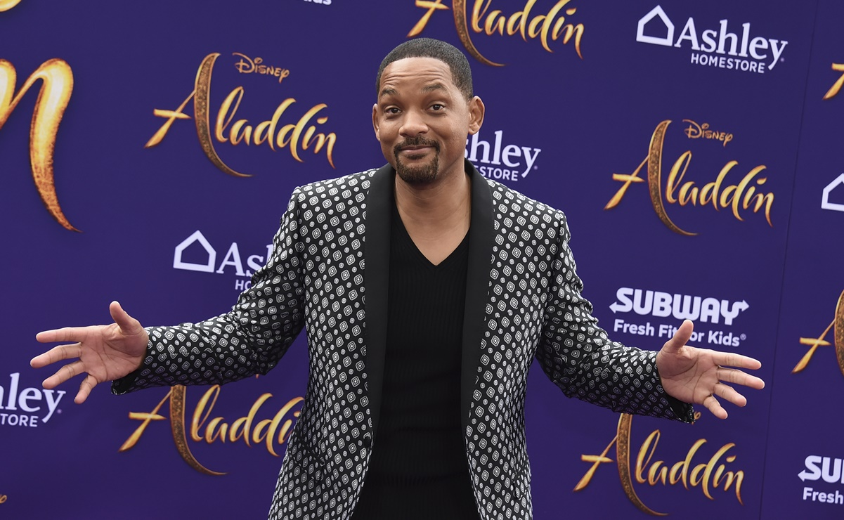 Will Smith es caricaturizado en video por una artista barcelonés