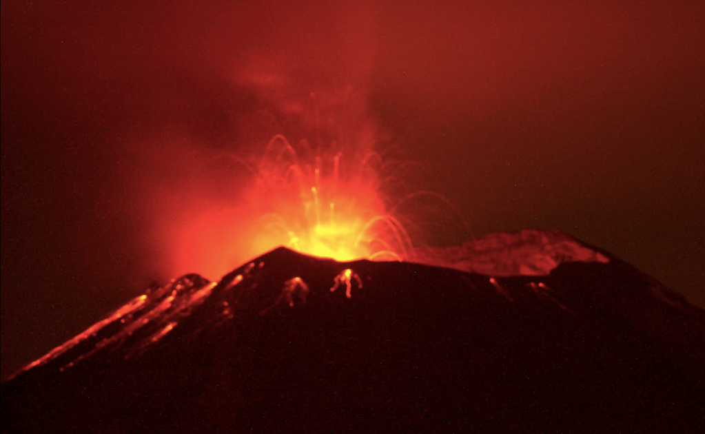 The ancient story of Mexico's volcanoes