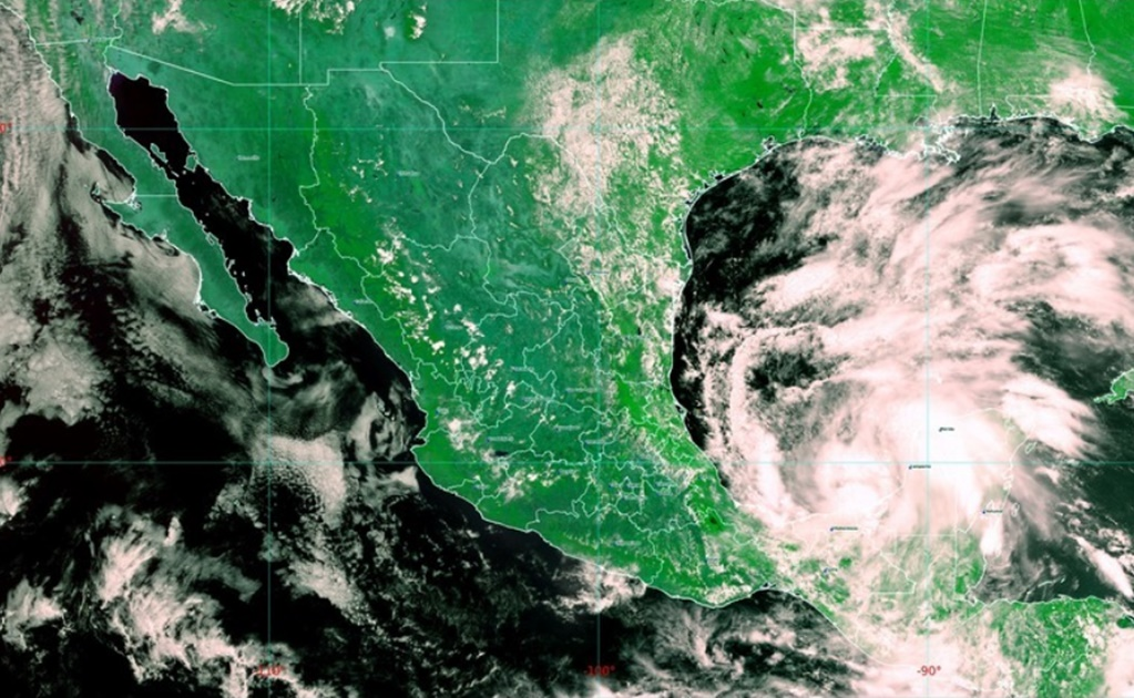 Tropical storm Cristobal poses flood threat to south Mexico