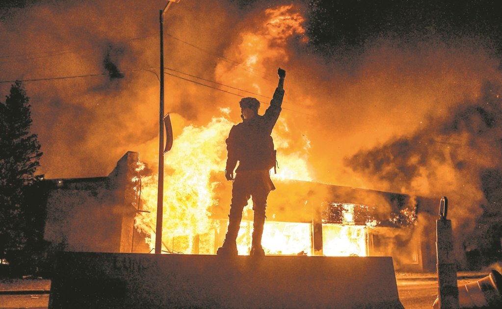 The White House under siege: Five thoughts on the U.S. protests
