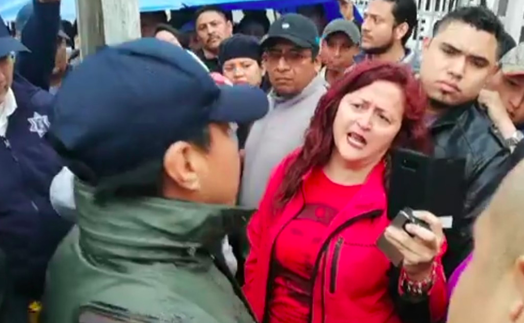 Susana Prieto, a labor lawyer and activist, was arrested in Matamoros, Tamaulipas