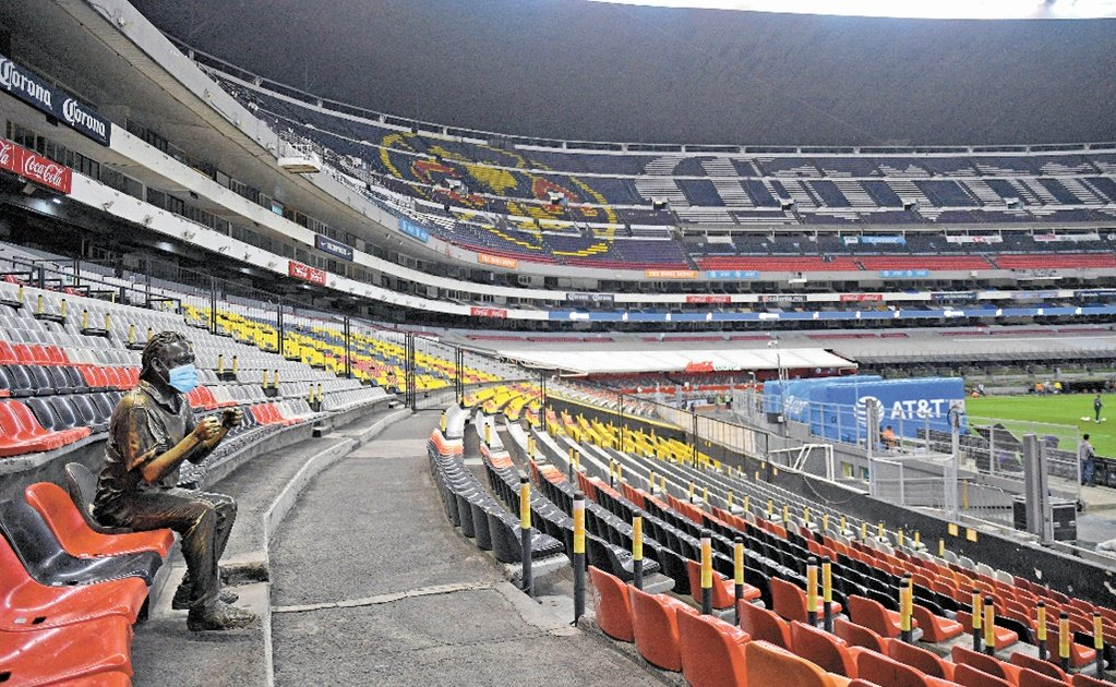 Mexico's Liga MX to resume play with no spectators amid the pandemic