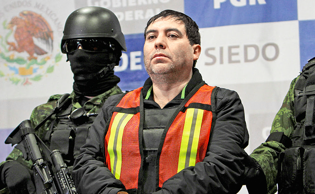 Sinaloa Cartel leader Felipe Cabrera Sarabia was extradited to the U.S.