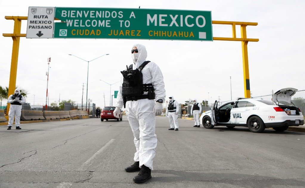 Mexico, the U.S. and Canada further extend border restrictions over COVID-19 concerns