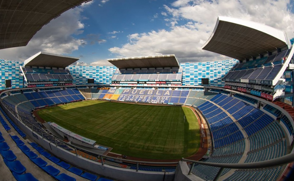 Soccer players and staff at Mexico's Club Puebla test positive for COVID-19