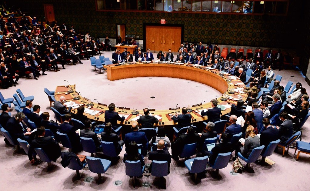 Mexico secures seat on UN Security Council