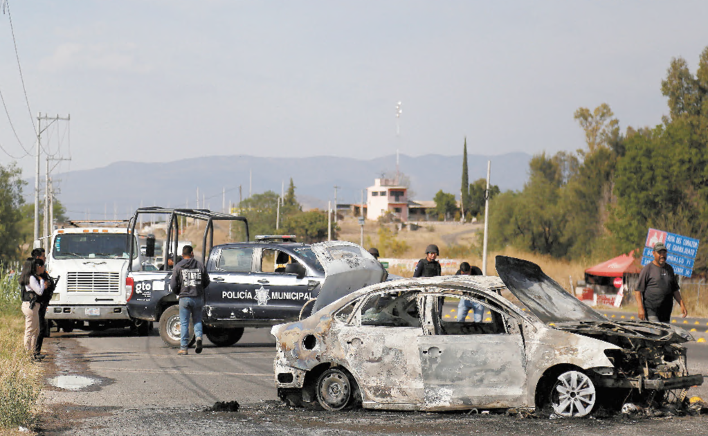 Criminal groups are becoming increasingly powerful in Mexico