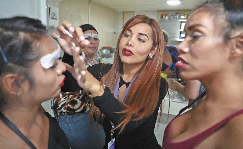 Trans women in Mexico act in solidarity during the COVID-19 pandemic